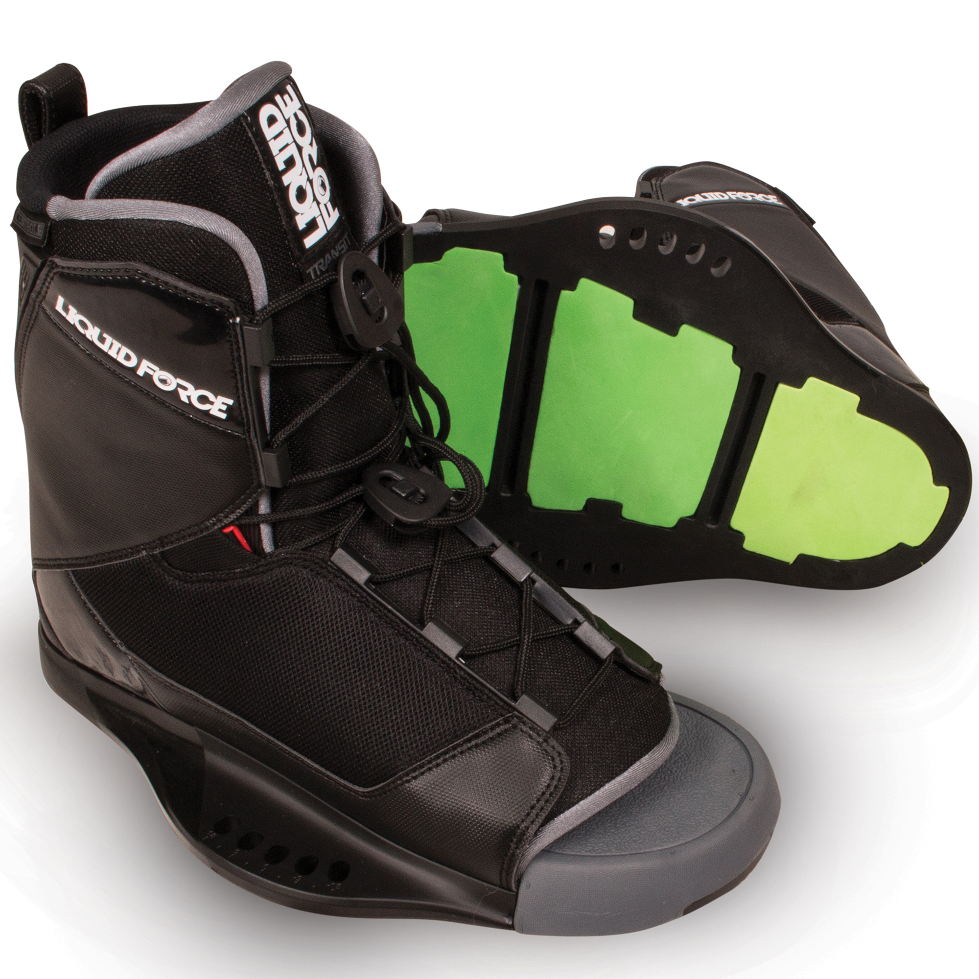 Liquid Force Classic Wakeboard With Transit Bindings
