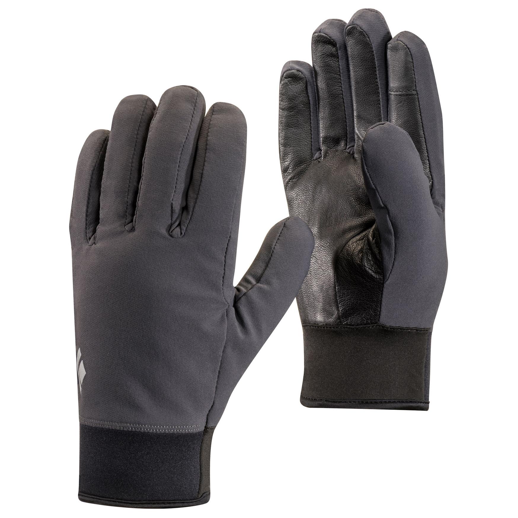 Black Diamond Men's Midweight Softshell Glove thumbnail