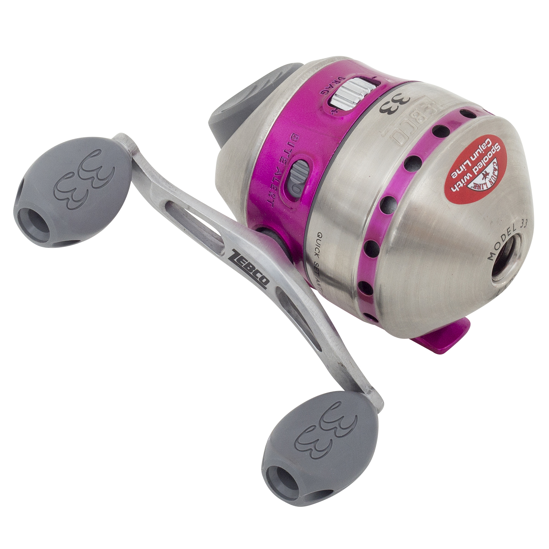 Zebco 33 Ladies' Authentic Spincast Reel