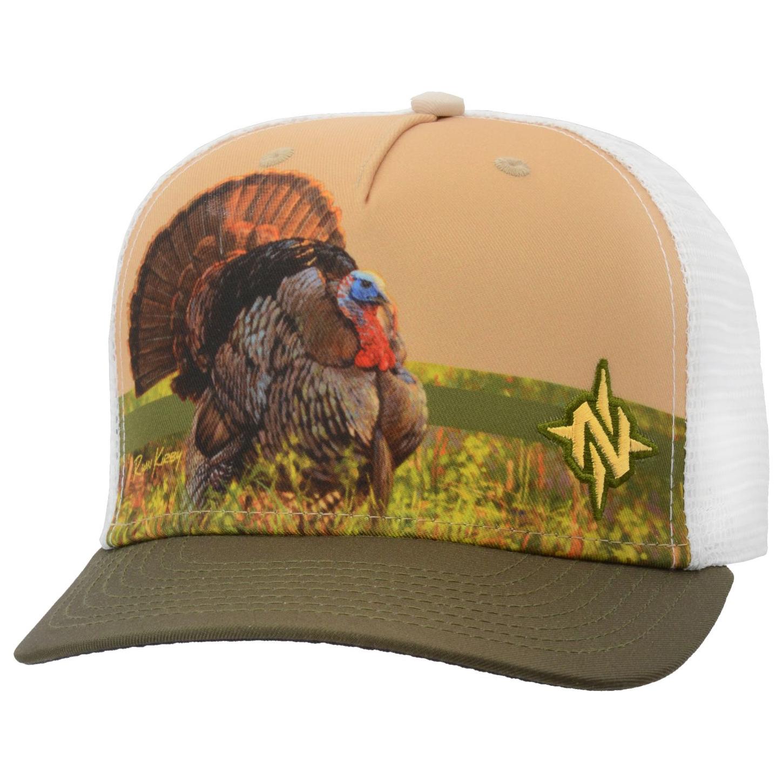 Nomad Men's Ryan Kirby Strut'n Trucker Hat